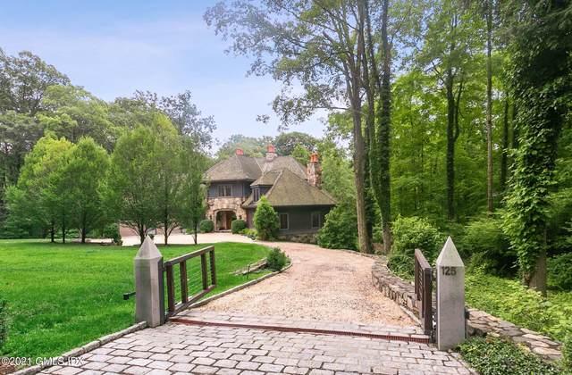 125 Cat Rock Road, Cos Cob, CT 06807 (MLS #113896) :: GEN Next Real Estate