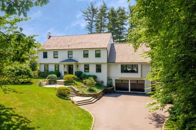 94 Dingletown Road, Greenwich, CT 06830 (MLS #113967) :: GEN Next Real Estate