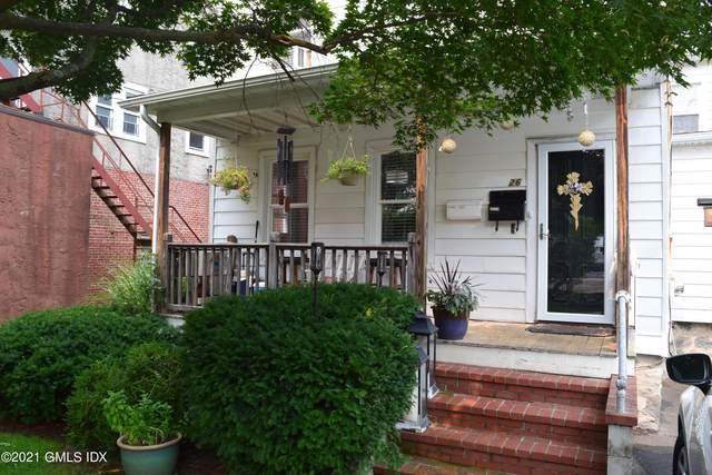 26 N Water Street, Greenwich, CT 06830 (MLS #113968) :: GEN Next Real Estate