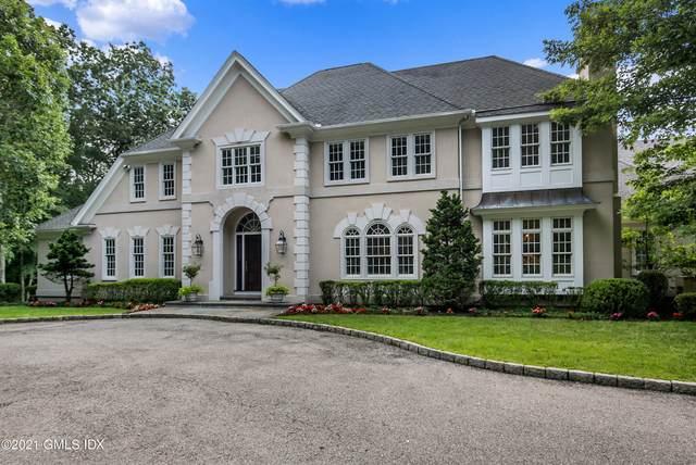 148 Clapboard Ridge Road, Greenwich, CT 06831 (MLS #113979) :: GEN Next Real Estate