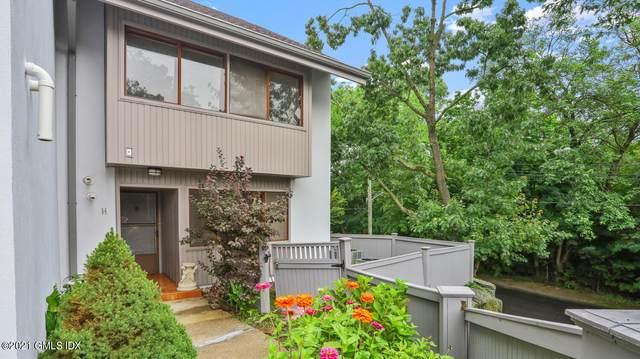 160 Mead Avenue H, Greenwich, CT 06830 (MLS #113980) :: GEN Next Real Estate