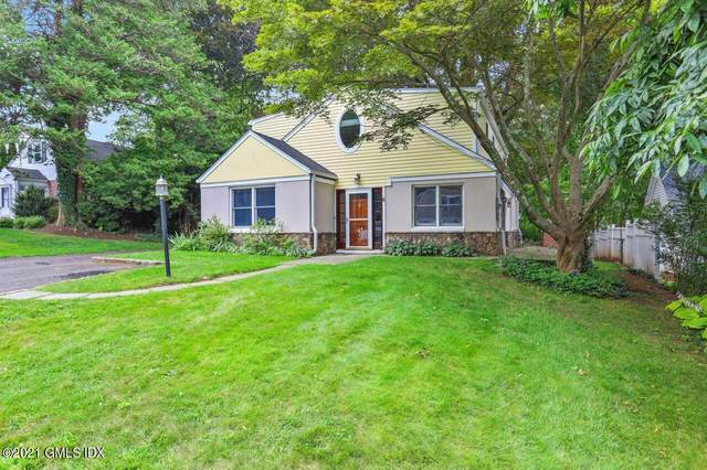 6 Halsey Drive, Old Greenwich, CT 06870 (MLS #114068) :: The Higgins Group - The CT Home Finder