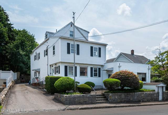 41 Valley Road, Cos Cob, CT 06807 (MLS #114083) :: GEN Next Real Estate