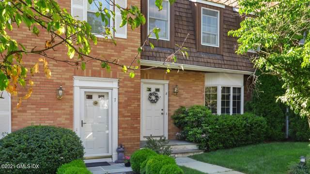 78 River Road #8, Cos Cob, CT 06807 (MLS #114095) :: Kendall Group Real Estate   Keller Williams
