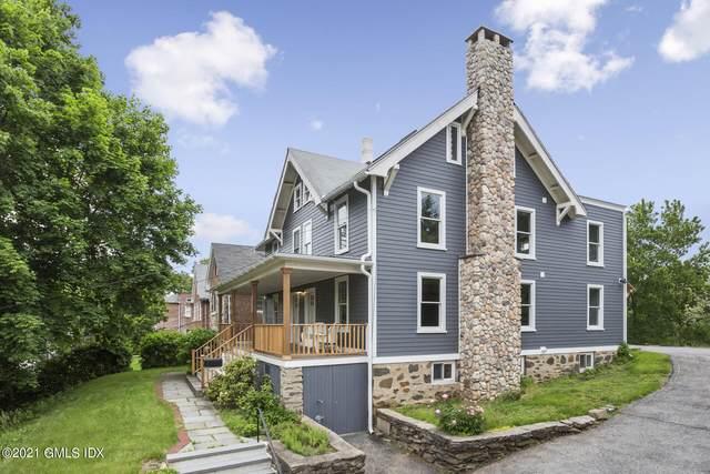 43 Locust Street, Greenwich, CT 06830 (MLS #114218) :: Kendall Group Real Estate   Keller Williams