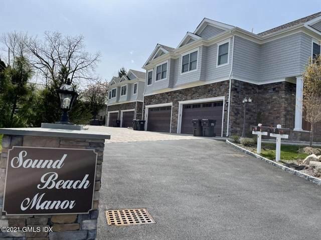 8 N Sound Beach Avenue Extension #2, Greenwich, CT 06830 (MLS #114242) :: GEN Next Real Estate