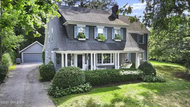 10 North Street, Old Greenwich, CT 06870 (MLS #114249) :: GEN Next Real Estate