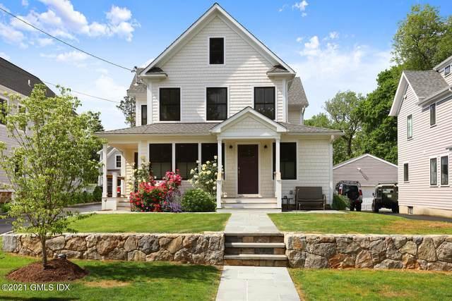 12 Webb Avenue, Old Greenwich, CT 06870 (MLS #114266) :: GEN Next Real Estate