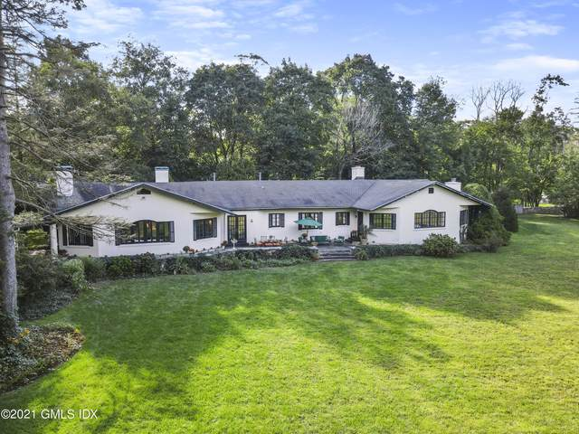 6 Meadow Drive, Greenwich, CT 06831 (MLS #114300) :: GEN Next Real Estate