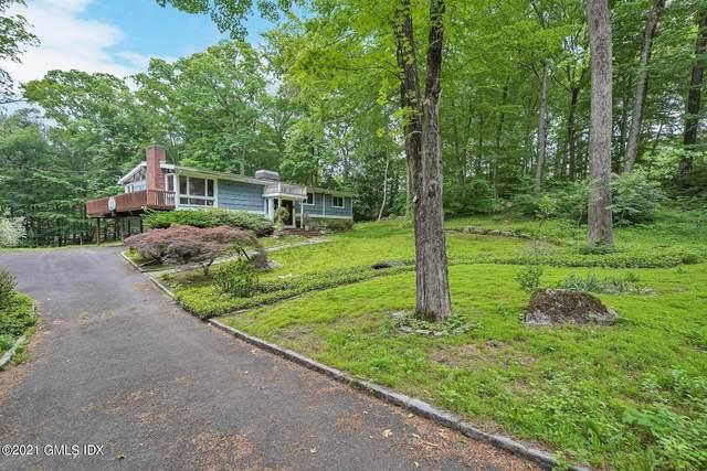 35 Nutmeg Drive, Greenwich, CT 06831 (MLS #114307) :: Kendall Group Real Estate | Keller Williams