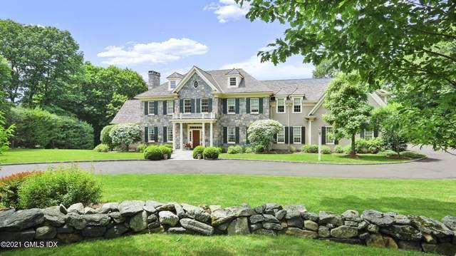 10 Sherwood Farm Lane, Greenwich, CT 06831 (MLS #114317) :: GEN Next Real Estate