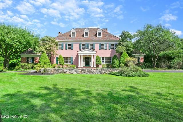 569 Round Hill Road, Greenwich, CT 06831 (MLS #114332) :: GEN Next Real Estate