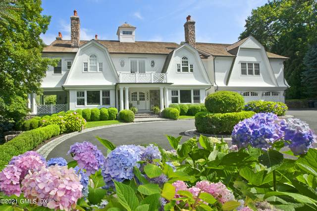 16 Dingletown Road, Greenwich, CT 06830 (MLS #114337) :: GEN Next Real Estate