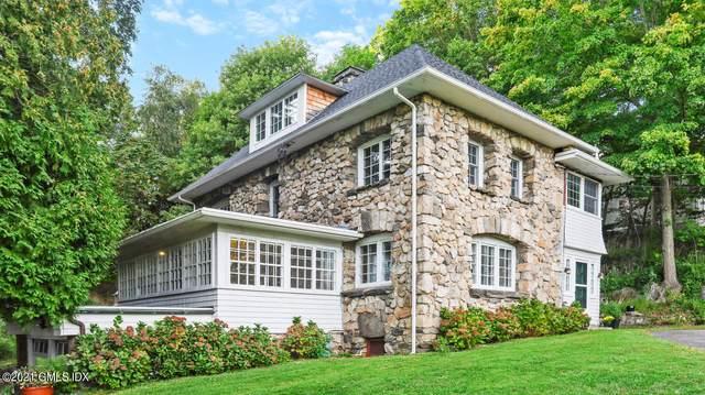 172 Valley Road, Cos Cob, CT 06807 (MLS #114339) :: Kendall Group Real Estate   Keller Williams
