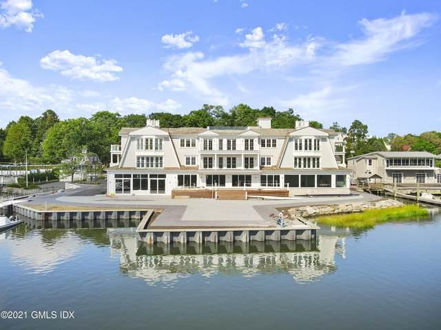 89 River Road #202, Cos Cob, CT 06807 (MLS #114382) :: Kendall Group Real Estate | Keller Williams