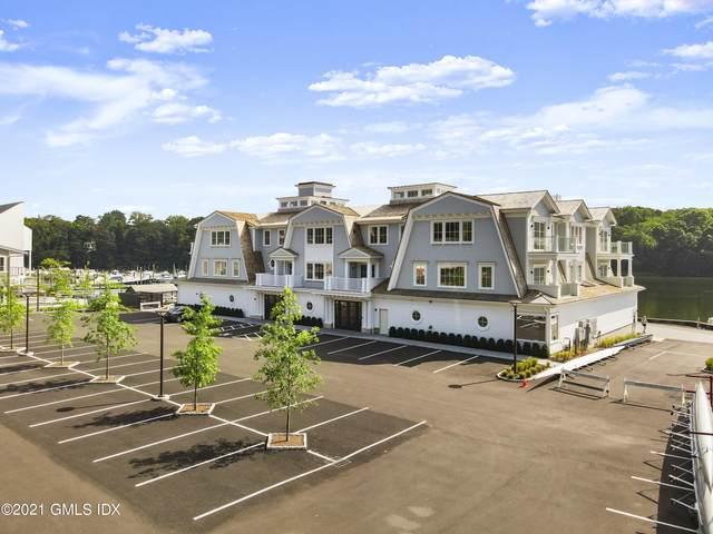 89 River Road #301, Cos Cob, CT 06807 (MLS #114387) :: Kendall Group Real Estate | Keller Williams
