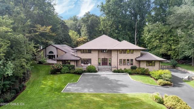 180 Hunting Ridge Road, Stamford, CT 06903 (MLS #114393) :: Kendall Group Real Estate | Keller Williams