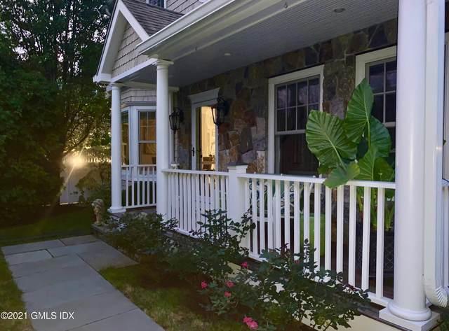 292 Davis Avenue Unit A, Greenwich, CT 06830 (MLS #114395) :: Kendall Group Real Estate | Keller Williams