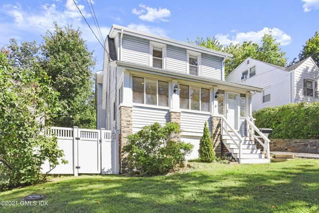 6 Sherman Avenue Unit 1, Greenwich, CT 06830 (MLS #114397) :: Kendall Group Real Estate | Keller Williams