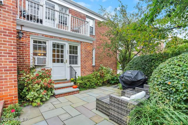 53 Putnam Park #53, Greenwich, CT 06830 (MLS #114533) :: The Higgins Group - The CT Home Finder