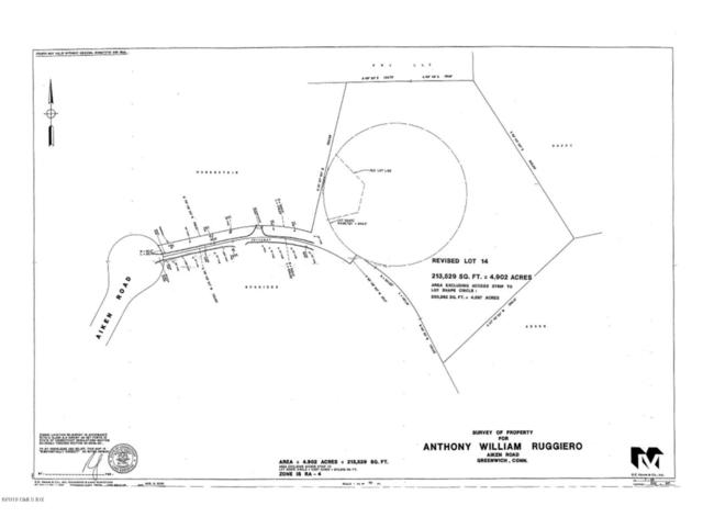 40 Aiken Road Lot 14, Greenwich, CT 06831 (MLS #105152) :: The Higgins Group - The CT Home Finder