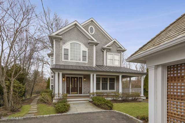 348 Sound Beach Avenue, Old Greenwich, CT 06870 (MLS #109259) :: The Higgins Group - The CT Home Finder
