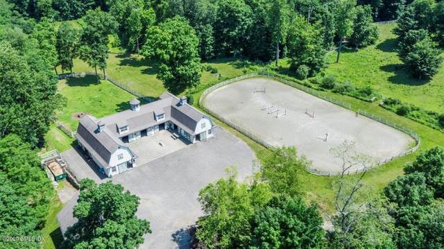 50 Lafrentz -Lot 3 Road, Greenwich, CT 06831 (MLS #110242) :: The Higgins Group - The CT Home Finder
