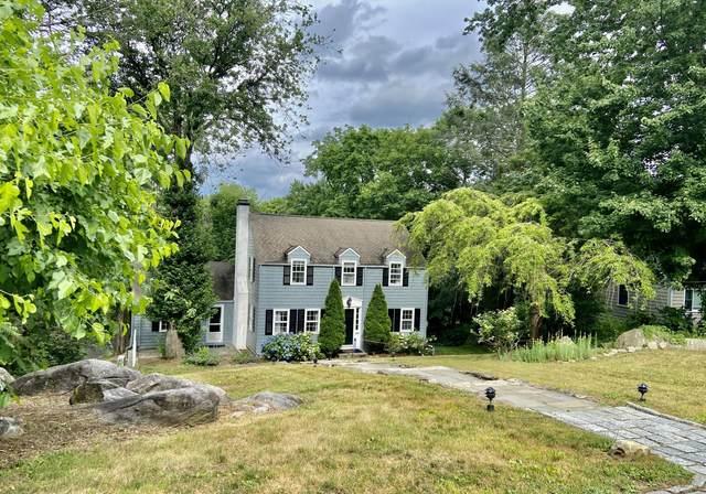 36 Crescent Road, Riverside, CT 06878 (MLS #110336) :: GEN Next Real Estate