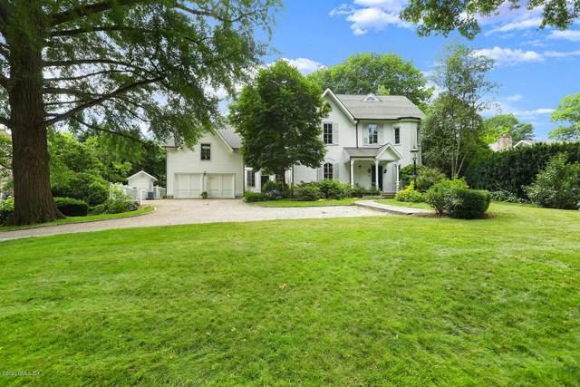 150 Riverside Avenue, Riverside, CT 06878 (MLS #110375) :: GEN Next Real Estate