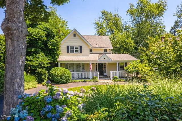20 Shore Road, Old Greenwich, CT 06870 (MLS #110655) :: Frank Schiavone with William Raveis Real Estate