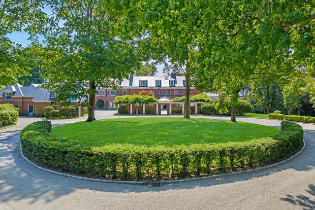 30 Field Point Drive, Greenwich, CT 06830 (MLS #111224) :: The Higgins Group - The CT Home Finder