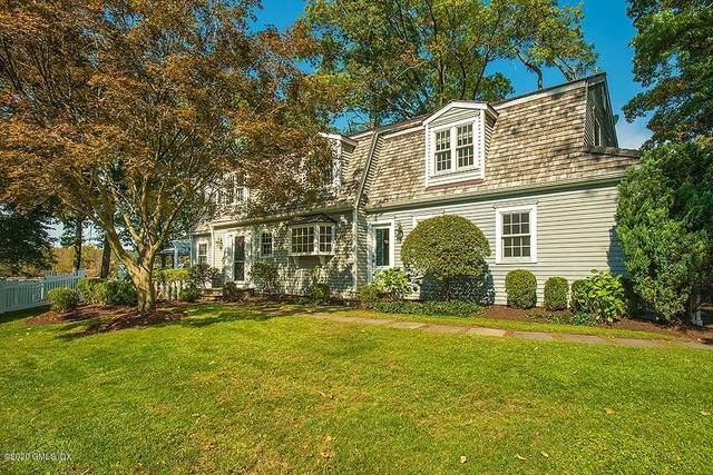 10 Newton Street, Riverside, CT 06878 (MLS #111421) :: GEN Next Real Estate