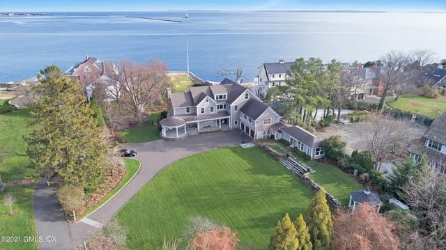 20 Ballwood Road, Old Greenwich, CT 06870 (MLS #112197) :: The Higgins Group - The CT Home Finder
