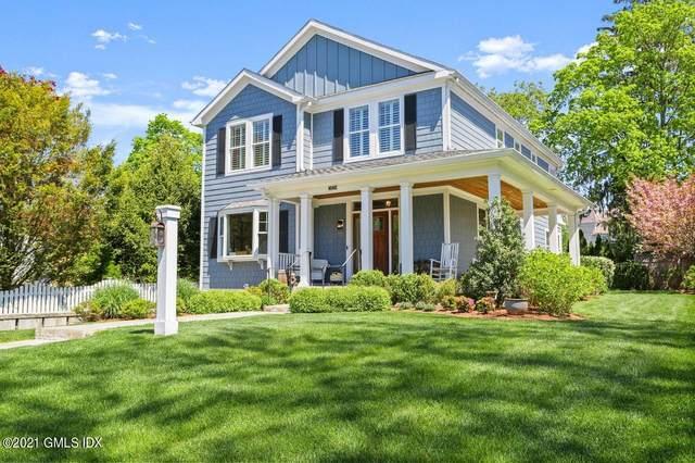 9 Center Road, Old Greenwich, CT 06870 (MLS #113166) :: GEN Next Real Estate