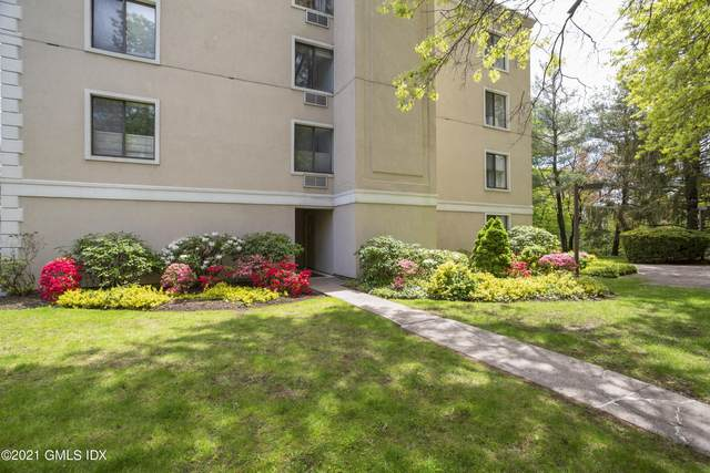 1535 E Putnam Avenue #107, Old Greenwich, CT 06870 (MLS #113192) :: GEN Next Real Estate