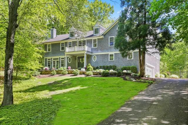 8 Pinetum Lane, Cos Cob, CT 06807 (MLS #113199) :: GEN Next Real Estate