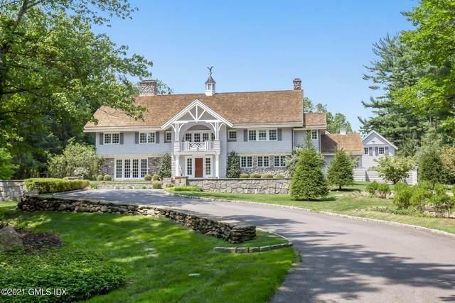 8 Dewart Road, Greenwich, CT 06830 (MLS #113970) :: GEN Next Real Estate