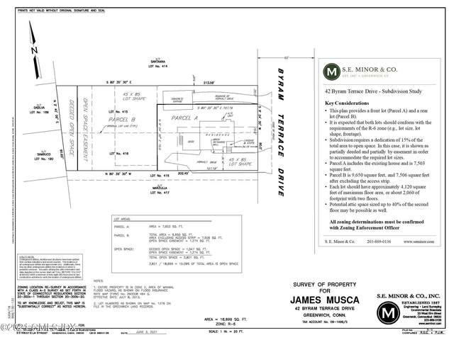42 Byram Terrace Drive, Greenwich, CT 06831 (MLS #114011) :: Kendall Group Real Estate | Keller Williams