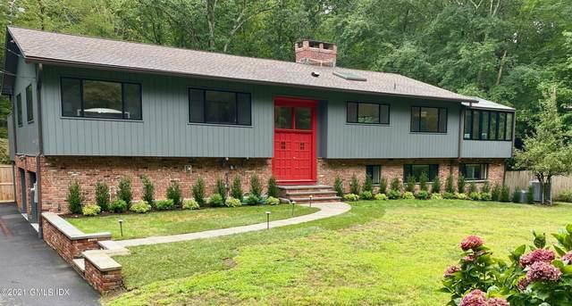 297 Cognewaugh Road, Cos Cob, CT 06807 (MLS #114173) :: GEN Next Real Estate