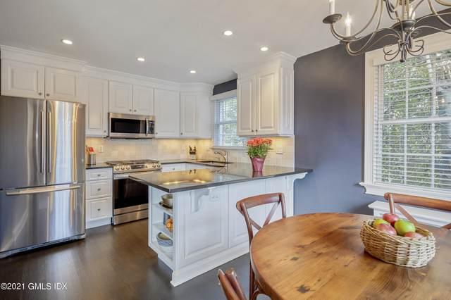 118 Putnam Park #118, Greenwich, CT 06830 (MLS #114309) :: GEN Next Real Estate