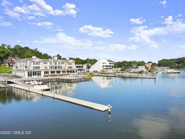 89 River Road #303, Cos Cob, CT 06807 (MLS #114389) :: Kendall Group Real Estate | Keller Williams