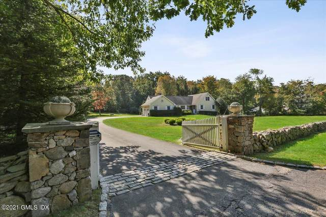 151 Weeburn Drive, New Canaan, CT 06840 (MLS #114539) :: The Higgins Group - The CT Home Finder