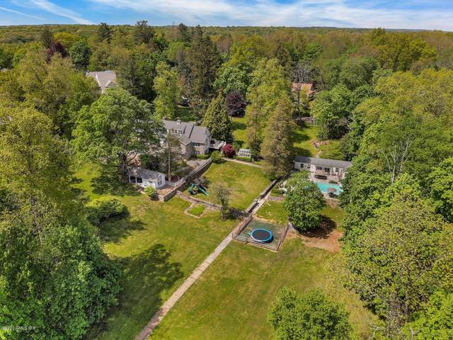60 Hillcrest Park Road, Old Greenwich, CT 06870 (MLS #108632) :: The Higgins Group - The CT Home Finder