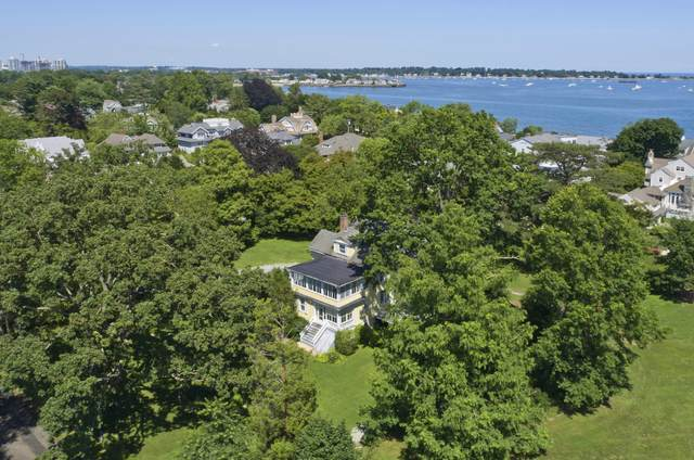 11 Ledge Road, Old Greenwich, CT 06870 (MLS #110541) :: Frank Schiavone with William Raveis Real Estate
