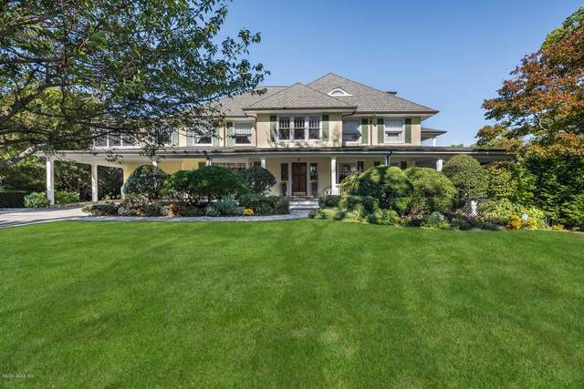 16 Ledge Road, Old Greenwich, CT 06870 (MLS #111470) :: GEN Next Real Estate