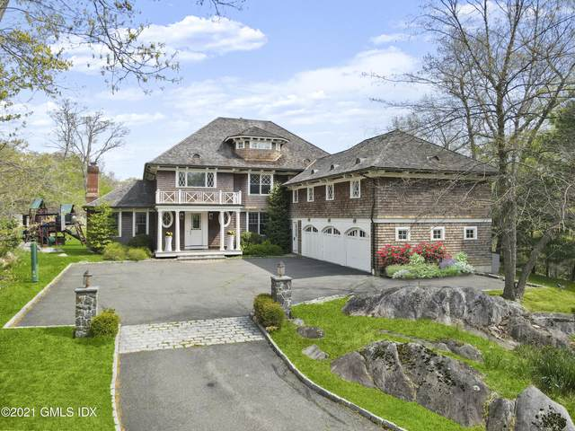 56 Frontier Road, Cos Cob, CT 06807 (MLS #112353) :: GEN Next Real Estate