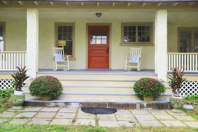 35 Strickland Road, Cos Cob, CT 06807 (MLS #114301) :: GEN Next Real Estate