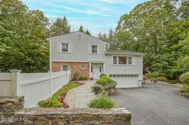16 Cat Rock Road, Cos Cob, CT 06807 (MLS #114318) :: Kendall Group Real Estate   Keller Williams