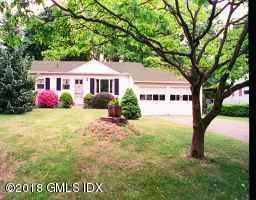 67 Circle Drive, Greenwich, CT 06830 (MLS #104976) :: The Higgins Group - The CT Home Finder