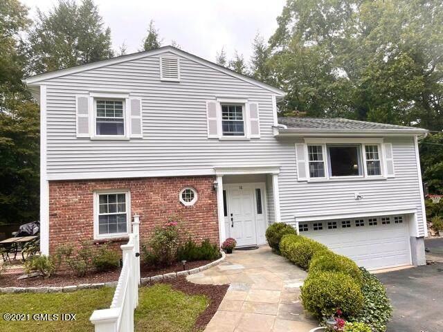 16 Cat Rock Road, Cos Cob, CT 06807 (MLS #114318) :: GEN Next Real Estate